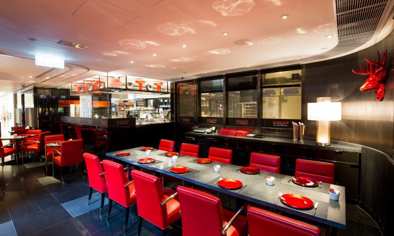 Le Salon de The de Jol Robuchon Landmark 2